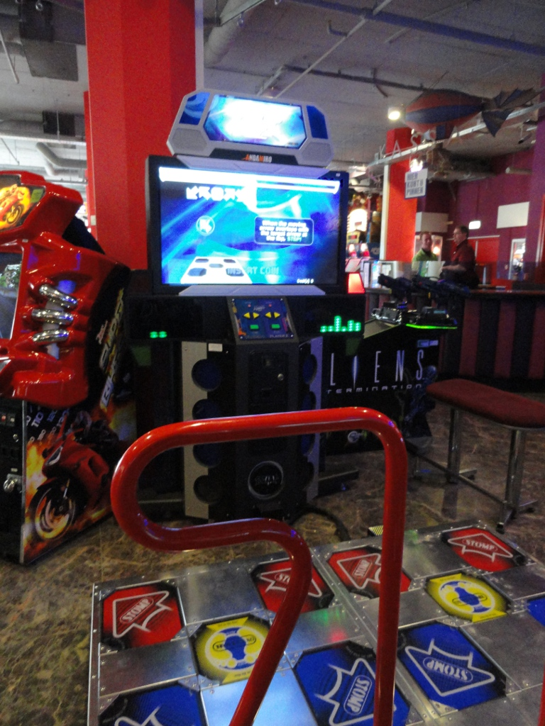 Funland's Pump It Up PRO